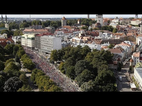 SEB Tallinna Maraton Sügisjooks 10km LIVE