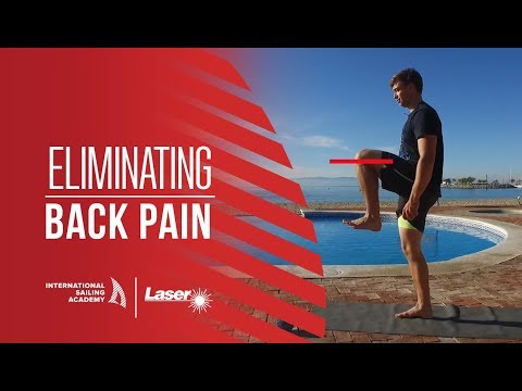 back pain how to get rid of it