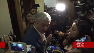 Ֆելիքս Ցոլակյանի համար սպասելի էր Մանվել Գրիգորյանի տանը զենքի հայտնաբերումը