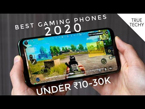 Best Gaming Phones 2020, Best Gaming Phones Under 10000 - 30000, Best PubG Gaming Phones 2020