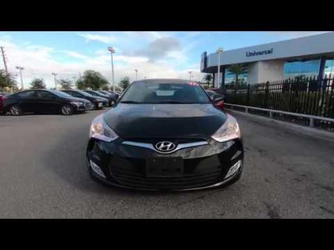 2017 Hyundai Veloster Interior Youtube