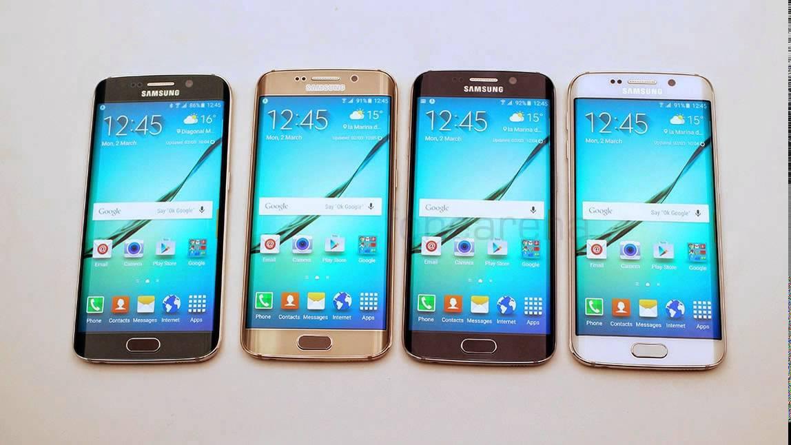Samsung Galaxy S6 Edge+ (CDMA) Android Kitkat Videos - Waoweo
