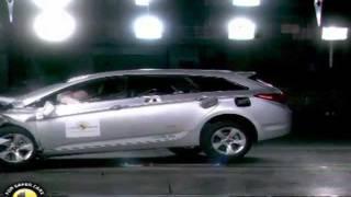 Краш-тест и видео краш-тест Hyundai i40 (Хендай и40) - Автомобильный информационный портал - AutoTurn.ru