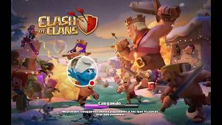 Clash of Clans atacando con dragon I sanadora I mas