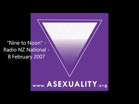 """Interview on asexuality on """"Nine to Noon"""" - Radio NZ National - 8 Feb 2007"""