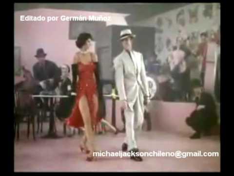 Inspiración de los pasos de baile de Michael Jackson