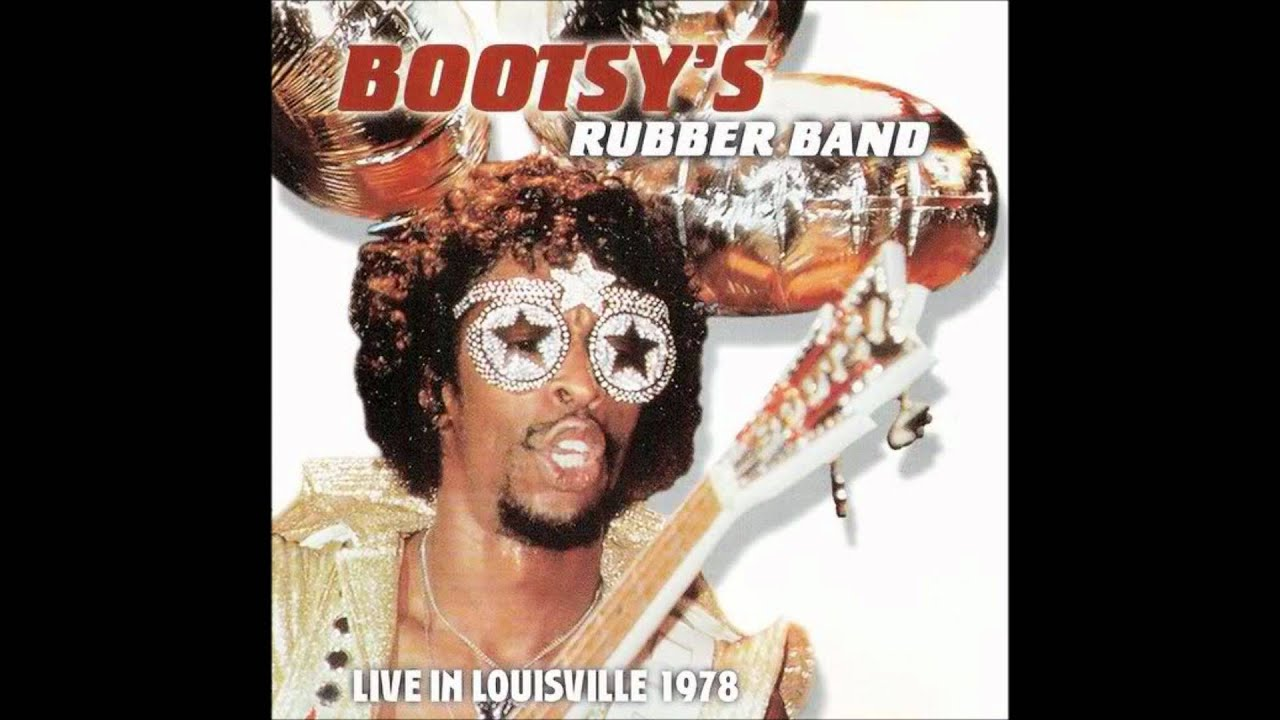 Bootsy Collins Rubber Band Tour Dates 2016 2017