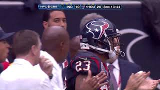 Colts vs Texans 2012 Week 15