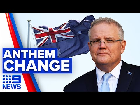 Changes to Australian National Anthem   9 News Australia thumbnail