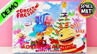 SORGENFRESSER Adventskalender öffnen | Wir öffnen alle 24 Türchen! | Spiel mit mir Kinderspielzeug