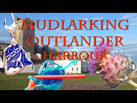 Mudlarking Outlander harbour! The real Rosslyns of the Da Vinci Code and new Jewellery! from YouTube · Duration:  11 minutes 35 seconds