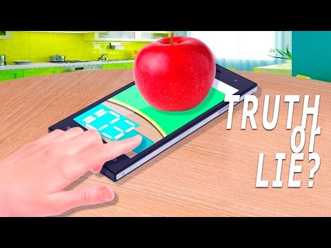 Kitchen Scales Simulator - Android App [TRUTH Or LIE]