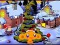 Monkey GO Happy: Xmas Tree (walkthrough)