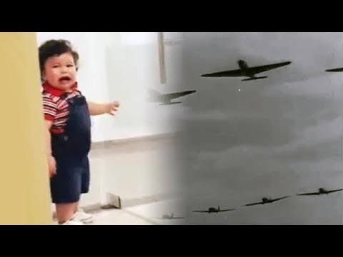 The Alan Cox Show - Baby Air Raid Siren