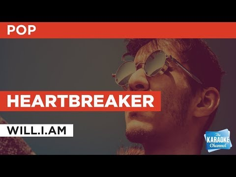 Heartbreaker in the Style of william with lyrics no lead vocal karaoke