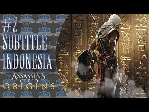 Assassin Creed Origins Subtitle Indonesia #2