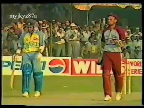 Mongia and Prabhakar - When you dont want to WIN !!