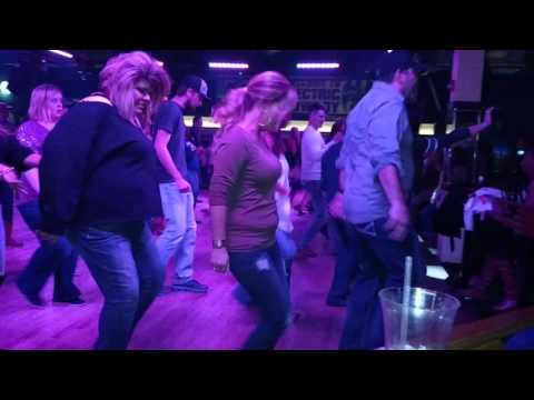 Km2dance at Electric Cowboy, Bunny Hop.