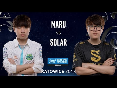 StarCraft II - Maru [T] vs. Solar [Z] - Quarter Final - IEM