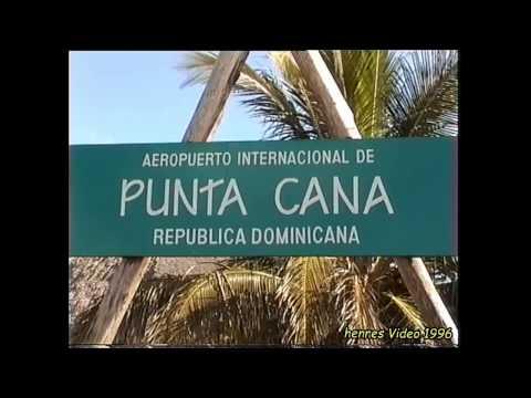 Punta Cana, Airport - Dominikanische Republick 1996