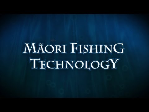 Māori Fishing Technology