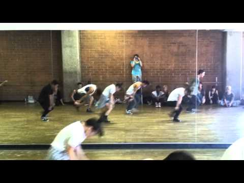 """Your Body"" Christina Aguilera - Choreography by: Ricky Lam (RL@M)"