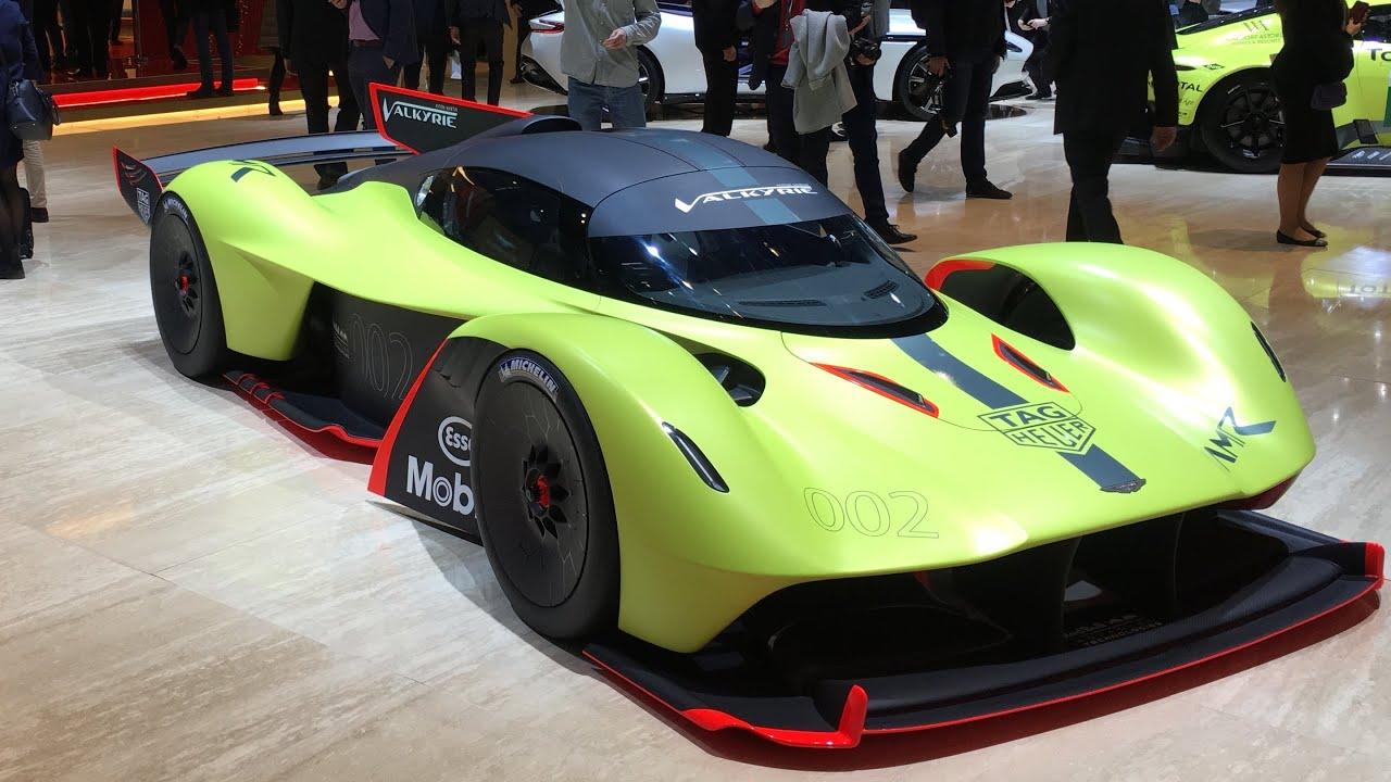 Aston Martin Valkyrie Amr Pro Youtube