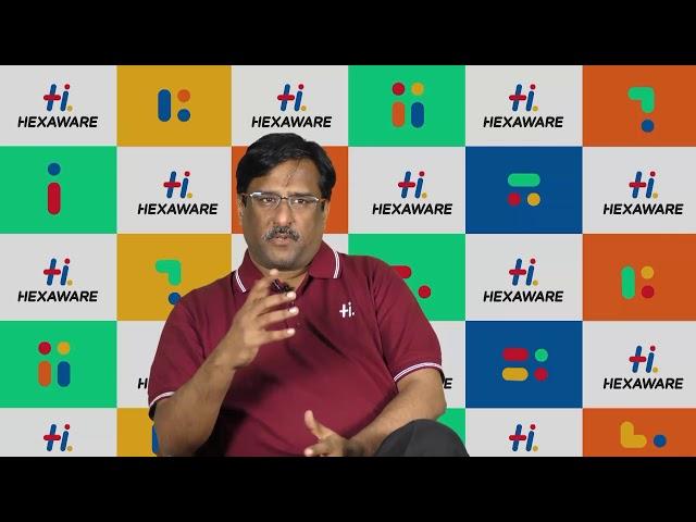 Hexaware Career: Leader Speak - Krishna Kumar