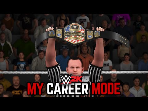 wwe 2k18 my career how to change difficulty