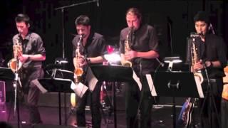 Boogie Stop Shuffle - Sax Quartet (Charles Mingus) - Cal Jan