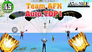 [Garena Free Fire] Team AuTo TOP Của AFK | AS Mobile