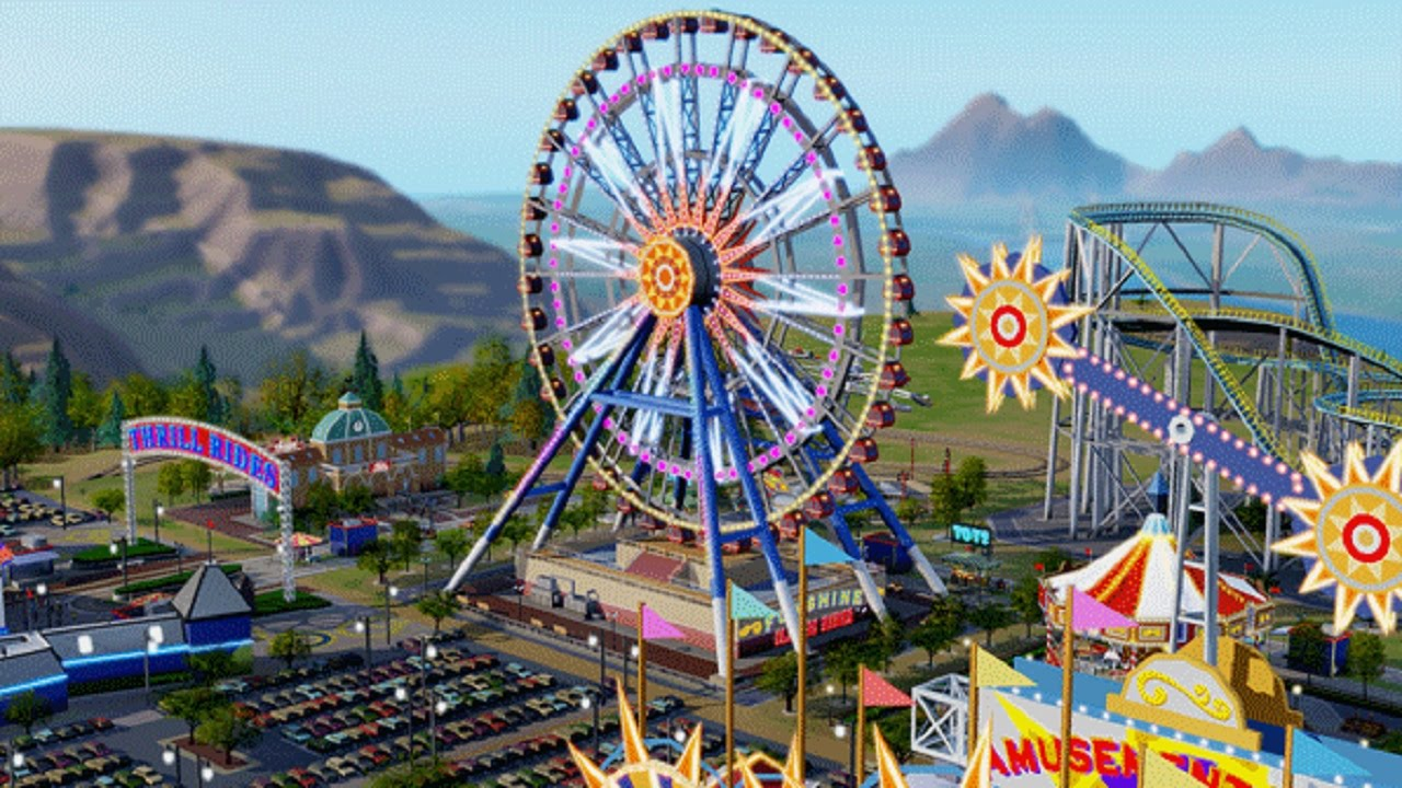 Amuse Park - Flonga Gameplay by Magicolo - YouTube