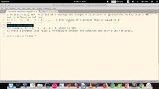 C How to Program (6th edition) - Deitel & Deitel, exercise 3.46a