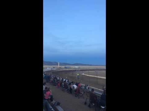Prescott Valley Raceway 6/21/14 Heat Race #2
