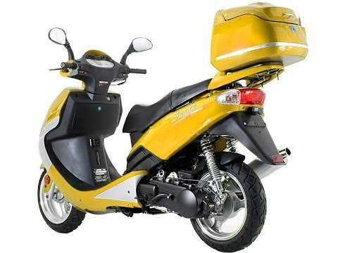 chinese scooters peace sport 150cc review youtube rh youtube com Verucci Scooter Manual Qingqi Scooter Manual
