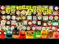 HUGE WORLD S STRONGEST ENGINE ep 100 64 ENGINES Thomas and Friends with Play Doh Surprise engines
