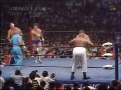 The Funks vs. Abby & The Sheik '79