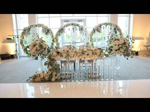 Wedding Decorations - My First Big Wedding 300+ People