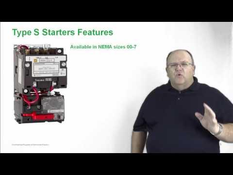 Type S Contactors & Starters