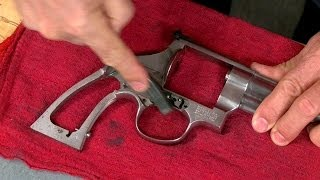 Gunsmithing - How to Clean a Revolver (Smith and Wesson Model 629) Disassembly and Lubrication