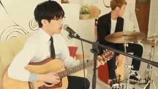 [버스킹라이징스타] 리쌍 - 발레리노 (Acoustic cover) - Windyday