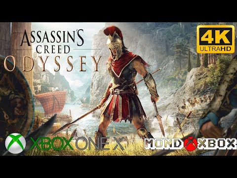 [4K] Assassins Creed Odyssey en Español en Xbox One X Ultra HD |MondoXbox