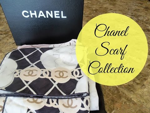 how to tell if a chanel scarf is real