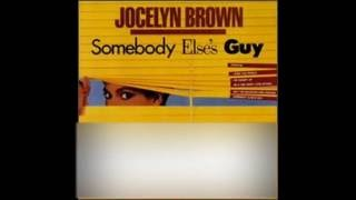 Jocelyn Brown- Somebody