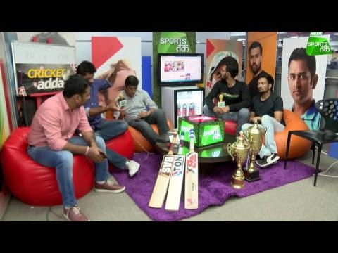 #CricketADDA | Kolkata VS Rajasthan | Part 2 | Sports Tak
