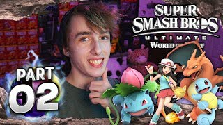 STREAM UPGRADES!! - Super Smash Bros Ultimate World of Light Lets Play EP 02!