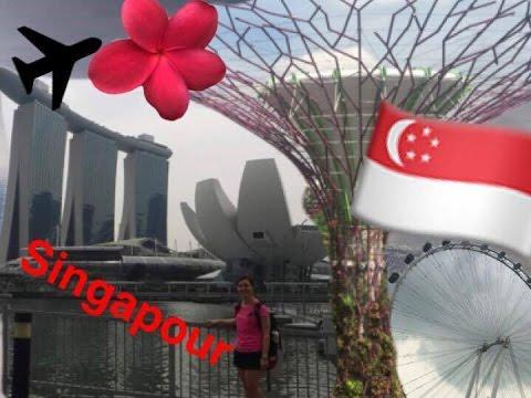 Singapour, une ville au milieu d'un jardin!  vlog 11&12 janvier