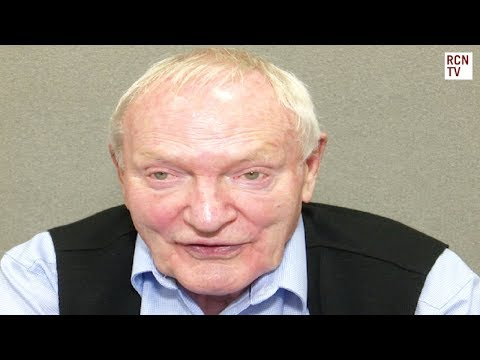 Julian Glover Interview James Bond & Roger Moore