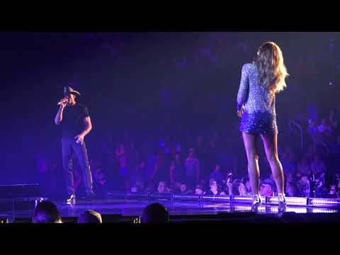 Speak To A Girl  Soul2Soul Faith Hill Tim McGraw  Atlanta 62318