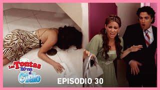 Las tontas no van al cielo: Santi evita que Patricio y Alicia descubran a Candy | Resumen C30